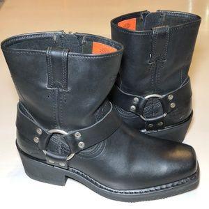 Harley Davidson El Paso Moto Boots **like new**